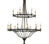 Currey Lighting Fixtures / A huge collection of lighting fixtures from Currey and Company