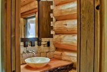 bathrooms / by Syrena Hopkins