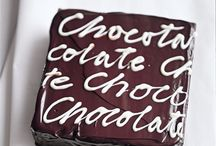 CHOCOHOLIC DREAMTIME / by Jacaranda Designs (Jane)