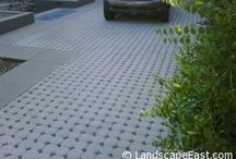 Permeable Pavers / Homeowners can benefit from the convenience of permeable pavers as a solution to drainage issues, especially when used as a construction material for driveways and pathways. Learn more!