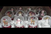 bolas de nieve caseras