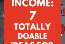 Passive Income Tips & Advice / Learn how to create your own passive income with these great tips and ideas!!