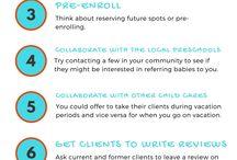 Preschool marketing plan