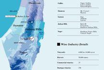 Israel wine regions