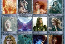 myth card