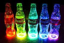 Ideias festa Coca cola