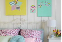 kids rooms / by Ginny Tapley Hughes