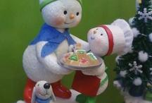Ornaments......Hallmark, etc / Decorations / by Sarah Silva