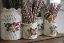 Knit & Crochet / by Gra DeLuca