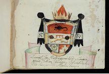 Wappenbücher aus der Bibliotheca Windhagiana