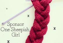 Knitting ting ting...