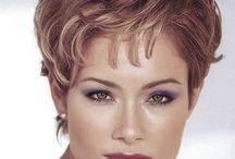 Hairstyle ideas / by Missy Osha