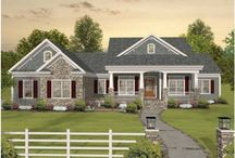 House plans / by Angie Becker-Newman