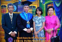 Graduation / STMIK Patria Wacana
