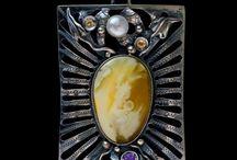 amber jewelry