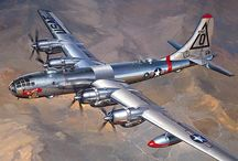B-50 superfortress / Boeing B-50