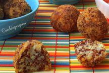 Polpette quinoa e cavolfiore