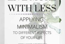 LIFE | Minimalism