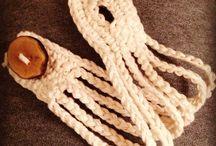 Bijoux em Crochet