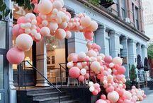 Balloon Installations