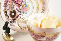 tea time and sweetness