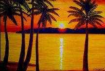 Oil Paintings by Jo