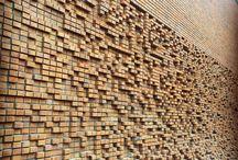 Dekorasi batu bata