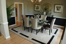 Dining Rooms / by Amelia Colerain