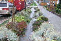 Rain Water Retention