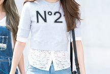 south korea  and japan fashion