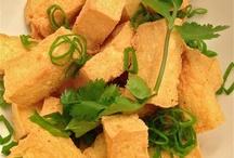 vegetarian: tofu