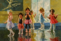 BALLERINA'S / BALLET DANCE IS THE HIDDEN LANGUGE OF THE SOUL OF THE BODY.
