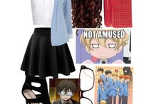 Anime Clothes