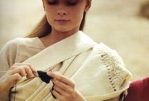 Famosos tejiendo | Celebs knitting