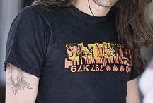 Men with long hair