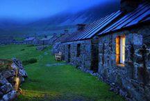 Scotland...... and ....United Kingdom. / by Mercedes Aluja