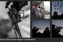 Shutterstock Airsoft stock images