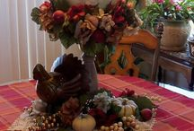 Holidays~Thanksgiving / by Dena Galley