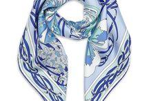Pucci scarf