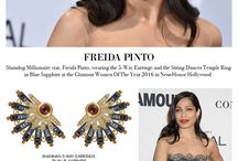 Celebrity Style: Who's wearing it? / Alezan By SK jewelry worn by celebrities