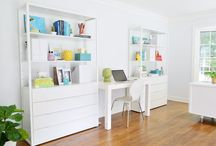 Shelf/Table Styling