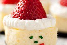 Xmas Holiday Treats / Fun Food at Christmas time
