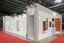 Made Expo Milano - Stand Cipriani / http://www.arkea.it/allestimenti-spazi-espositivi/