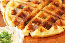 waffles receita