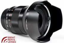 Rental Gear / Highlighting the canon lenses and other equipment we have available for rent.