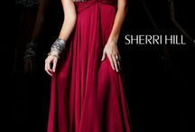 Sherri Hill / A board dedicated to my favorite dress brand, my absolute dream: Sherri Hill. <3