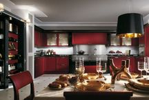 Kitchen / Looking at kitchen designs... / by Thera