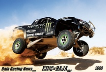Baja / rock crawlers / rally cars / by Homer Franklin