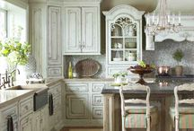 Kitchen Ideas / by Angie Johnson