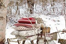 WHITE CHRISTMAS - Vianoce / Vianočné inšpirácie pre krásny domov.